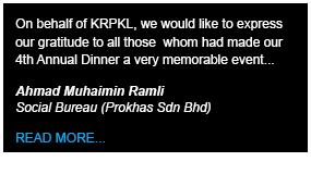 Prokhas Testimony - Define International - Event Management Company in Malaysia