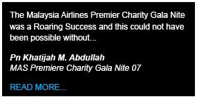MAS Testimony - Define International - Event Management Company in Malaysia