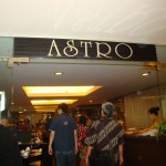 Define International - ASTRO ITOS to Medan-1