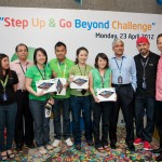 Step Up & Go Campaign