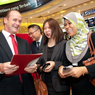 Bank Islam Debit Card Launch