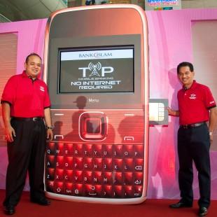 Bank Islam TAP Launch