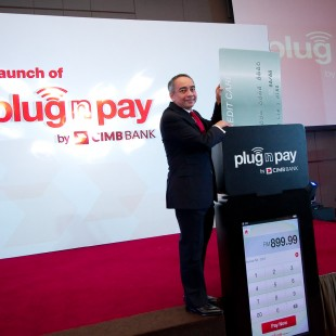 CIMB Plug n Pay Launch