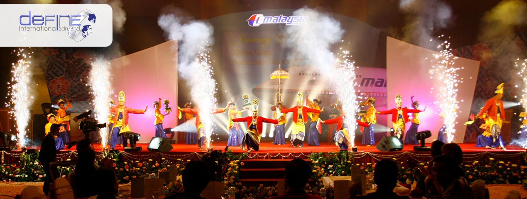 MAS Annual Dinner – Best Annual Dinner Organizer in Malaysia