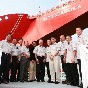 M3Nergy Ship Launching In Singapore