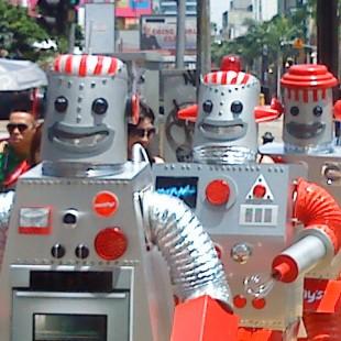 Munchy's Funbots Roadshow