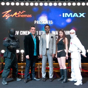 TGV IMAX 1Utama Launch