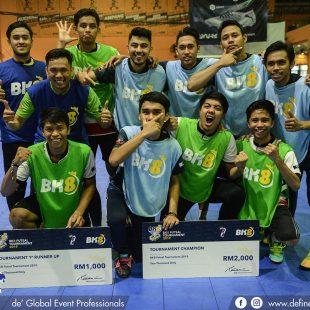 BK8 Futsal Cup 2019