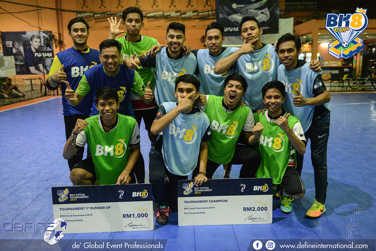 Define International - BK8 Futsal Selangor