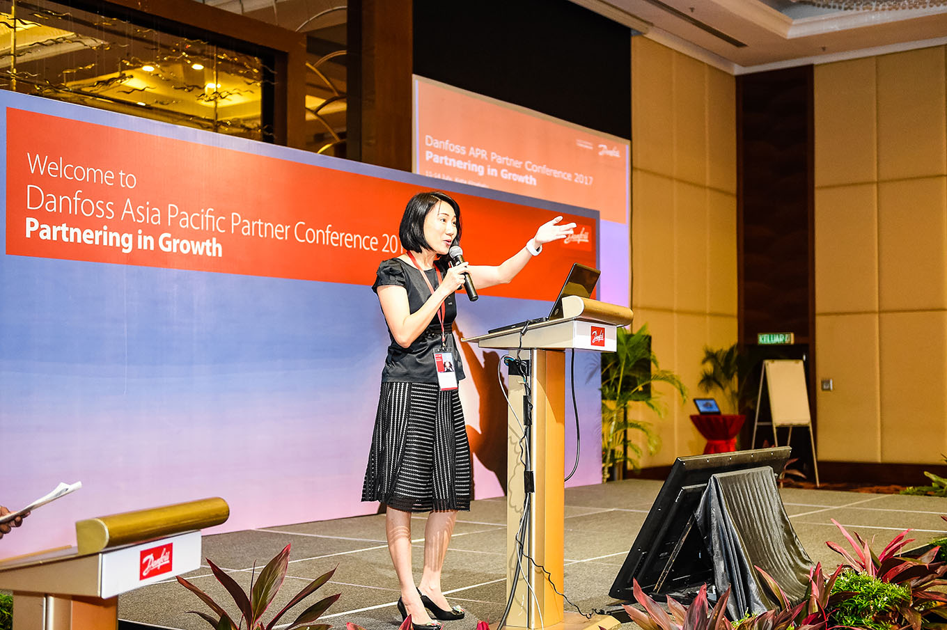 Define International - Danfoss Asia Pacific Partner Conference 2017