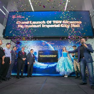 Grand Launch of TGV Cinemas Permaisuri Imperial City Mall 2015
