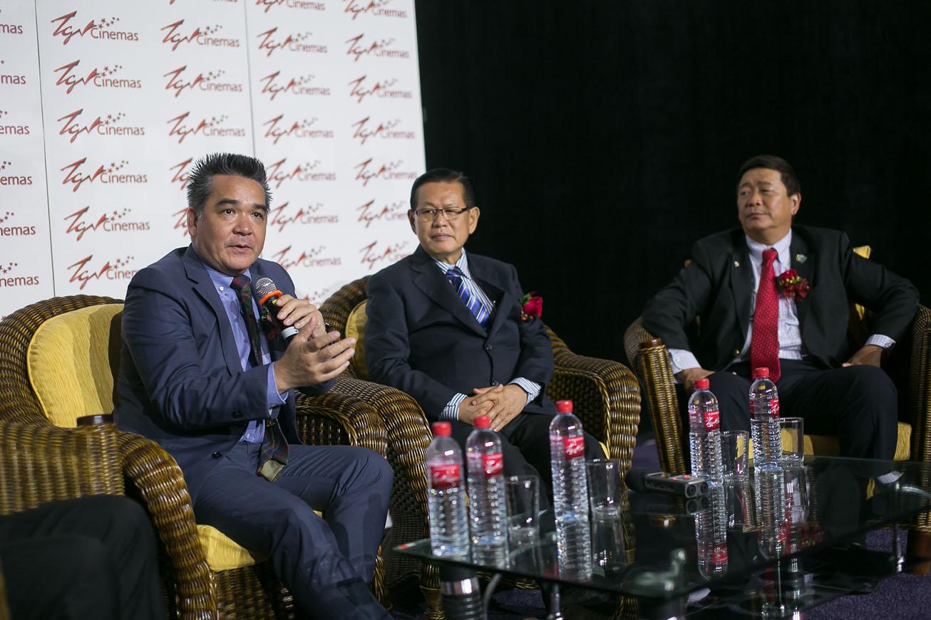Define International - Grand Launch of TGV Cinemas Permaisuri Imperial City Mall 2015