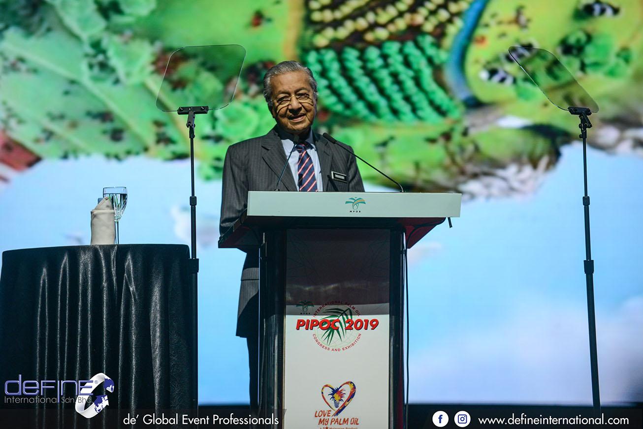 Define International - International Palm Oil Congress (PIPOC) 2019