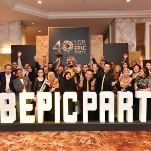 LGB 40th Epic Party 2018