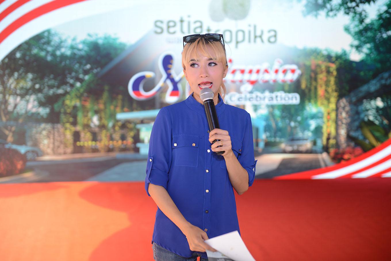 Define International - Malaysia Day Setia Warisan Tropika 2019