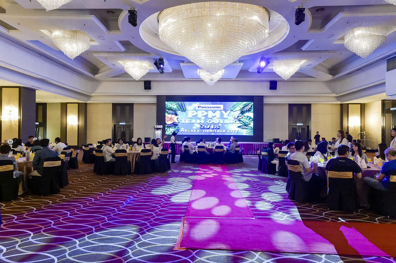 Define International - Panasonic Procurement Malaysia Team Building 2019