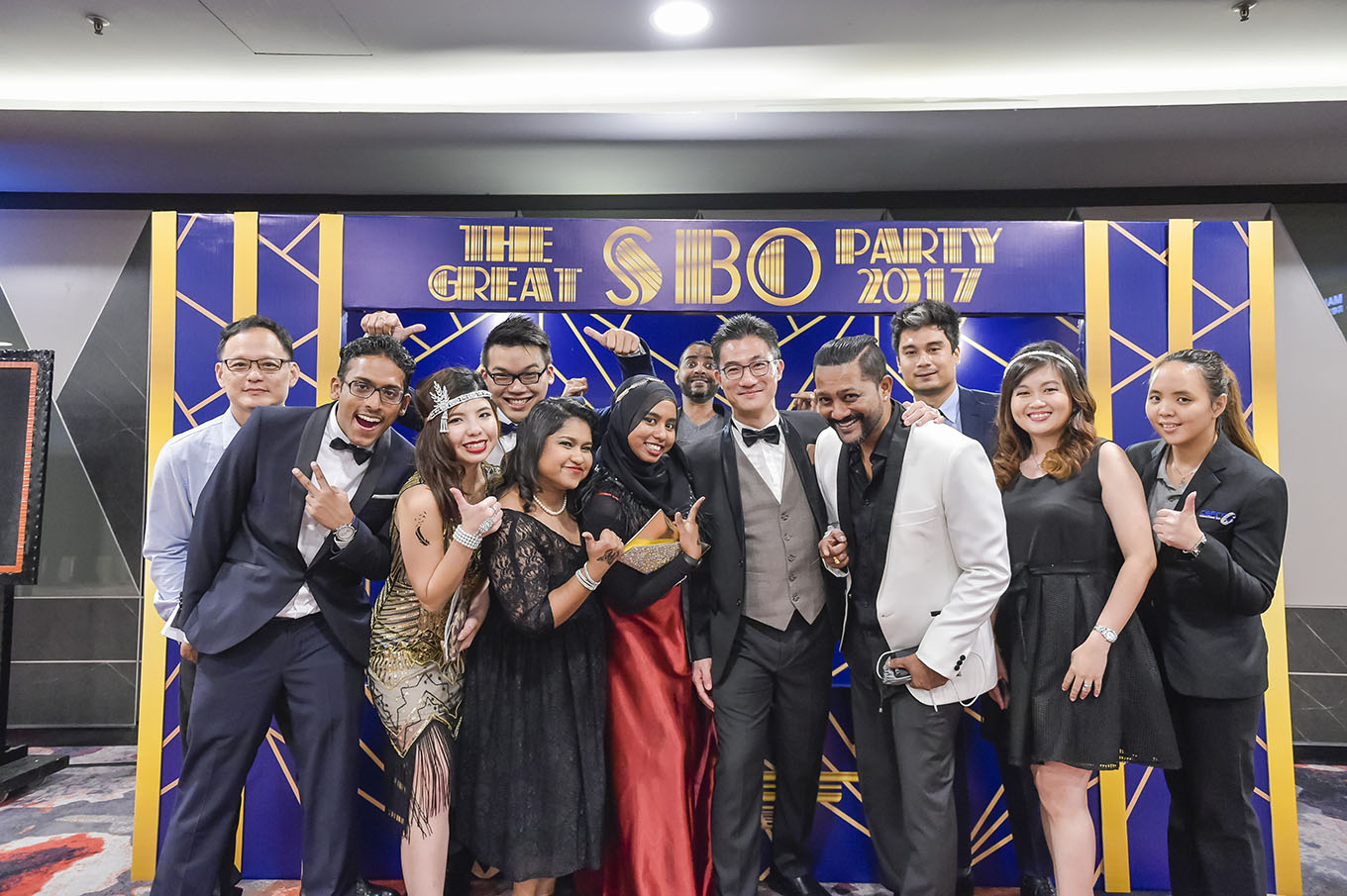 Define International - The Great SBO Party 2017