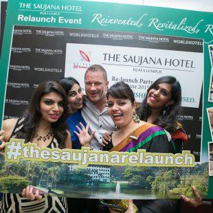 The Saujana Hotel Re-Launch Party 2015