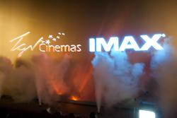 IMAX LAUNCHING