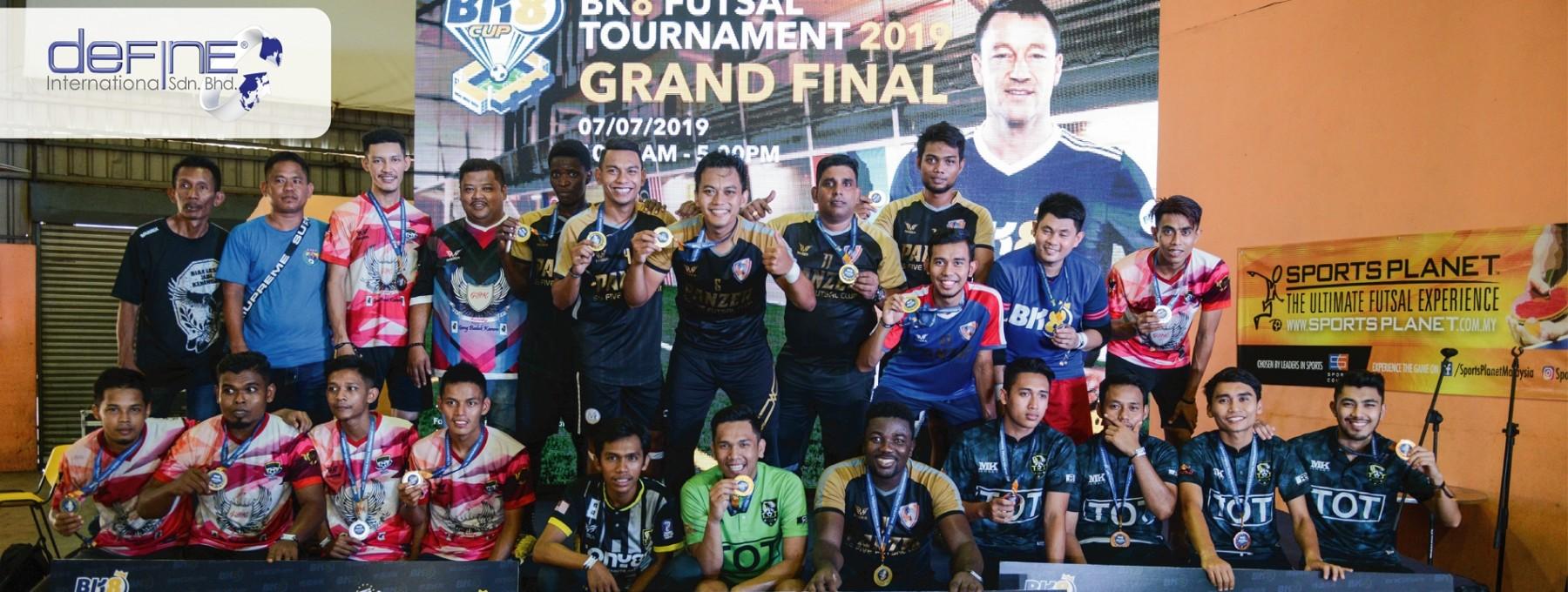 BK8 Futsal Tournament