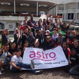 ASTRO ITOS to Medan
