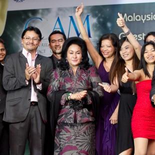 CCAM Awards Ceremony 2012