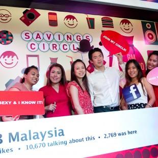 CIMB Savings Circle Campaign Launch