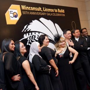 Minconsult 50th Anniversary Gala Celebration
