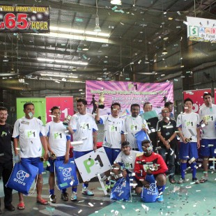 P1 Futsal Challenge