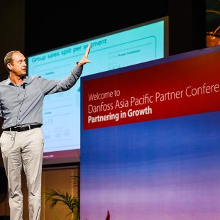 Danfoss Asia Pacific Partner Conference 2017