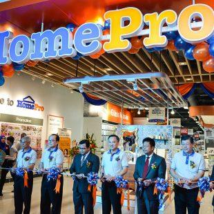Grand Opening of HomePro IOI City Mall 2015