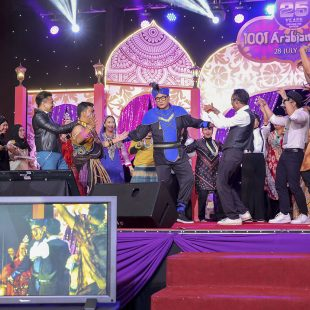 MAHB Arabian Nights 2017